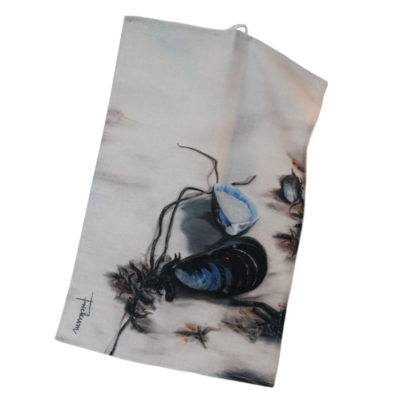 Art kitchen towel by Frickum
