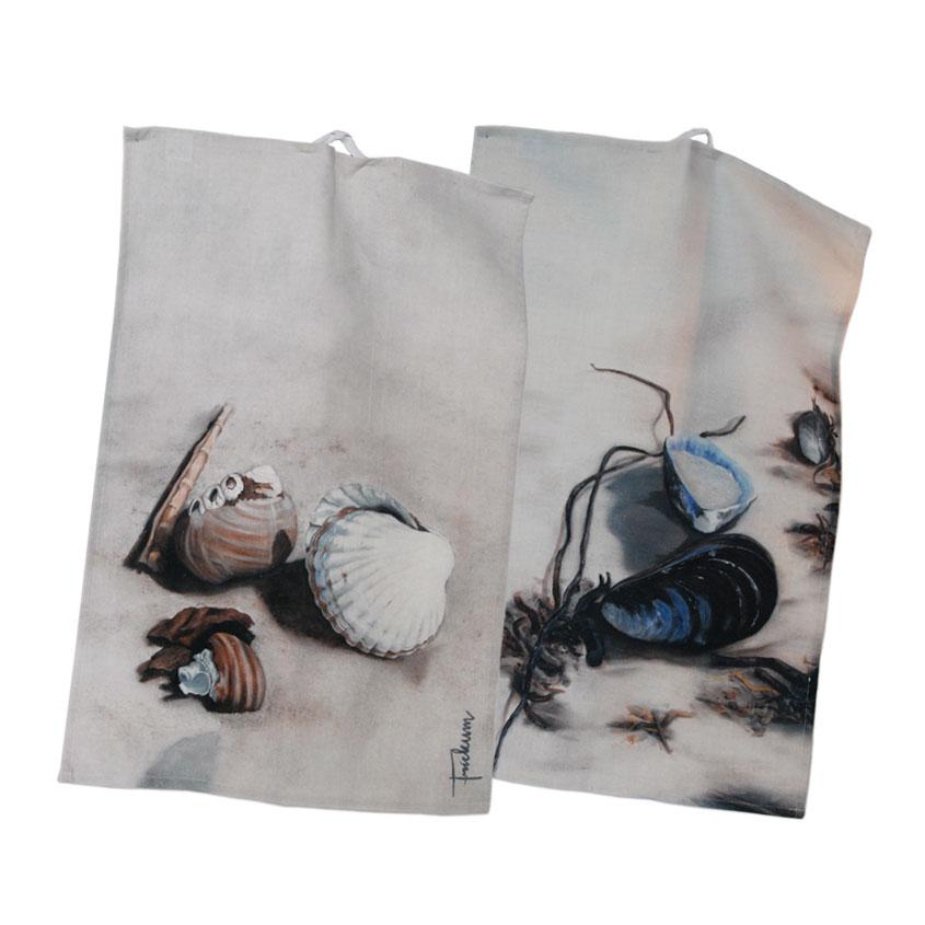 Art kitchen towel by Frickum