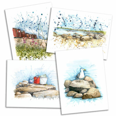Art cards by Frickum