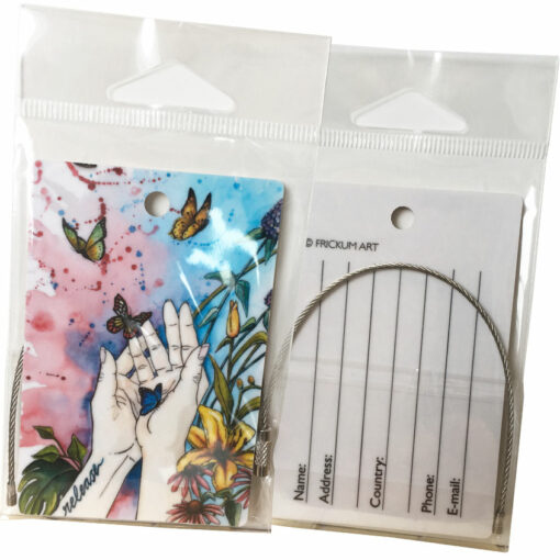 Bag tags by Frickum