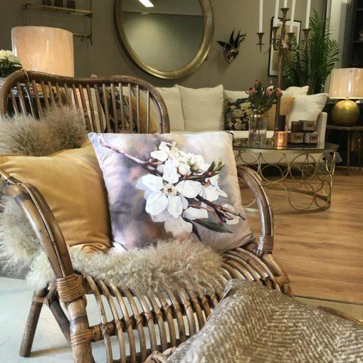 Art cushion by Frickum, interiordesign, Hav och Sand