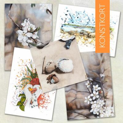 Konstkort