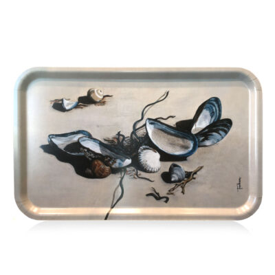 Art tray by Frickum ART