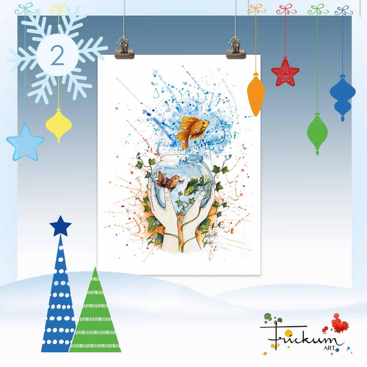 Frickum Julkalender 2020